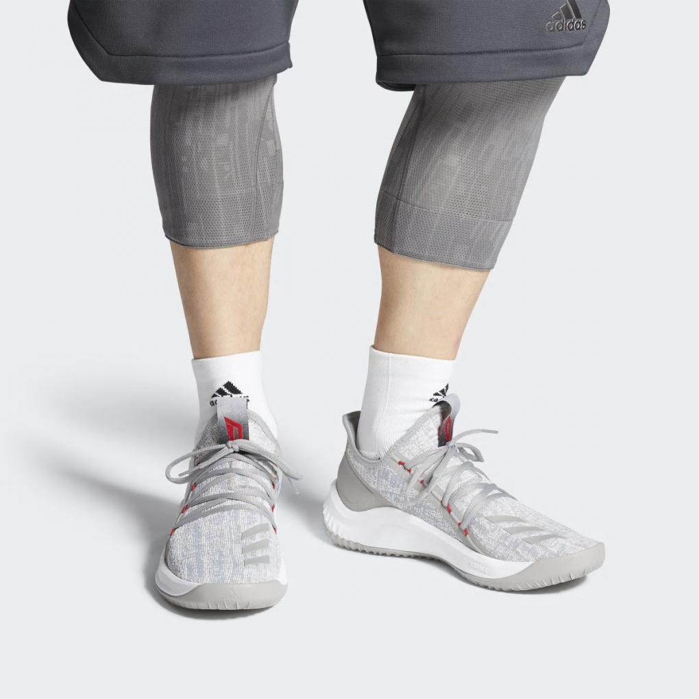 Adidas Basketball   Homme Dame D.O.L.L.A. Gris – Ujene