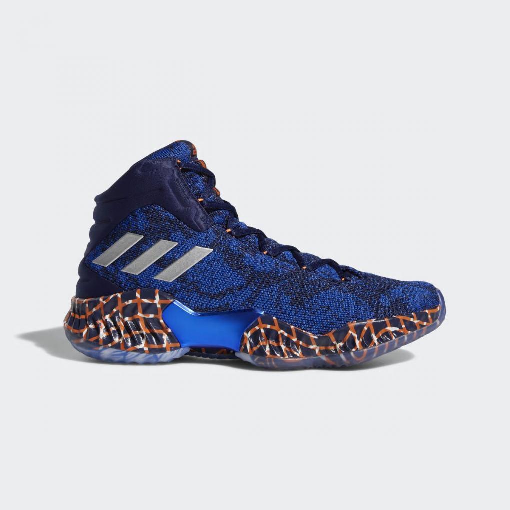Edition Bleu Bounce BasketballHomme Player Adidas 2018 – Ujene Pro CrxeBdWQo