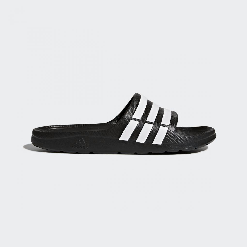 Adidas Essentials | HommeFemme Sandale Duramo Noir – Ujene