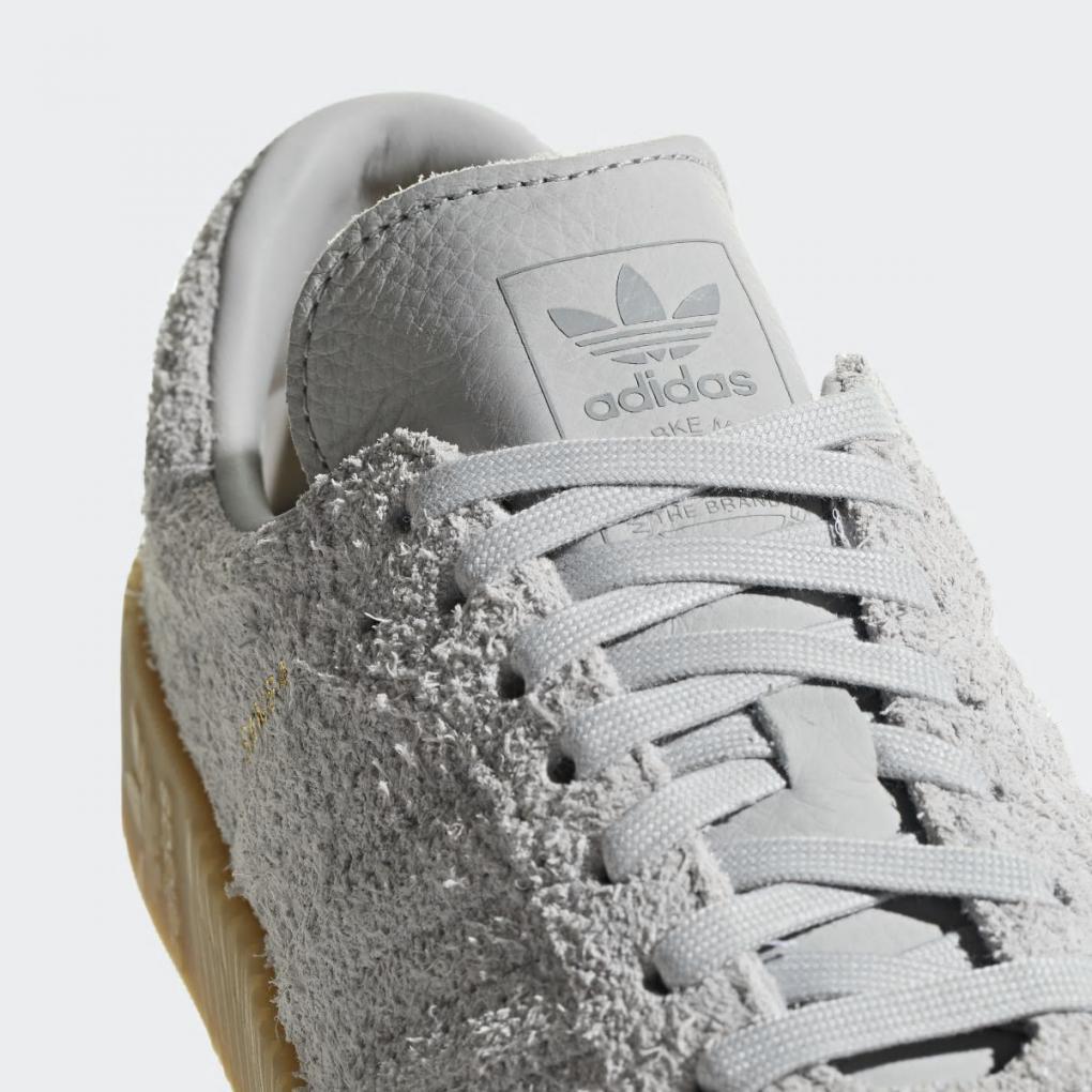 Adidas Originals   Femme SAMBAROSE Gris – Ujene