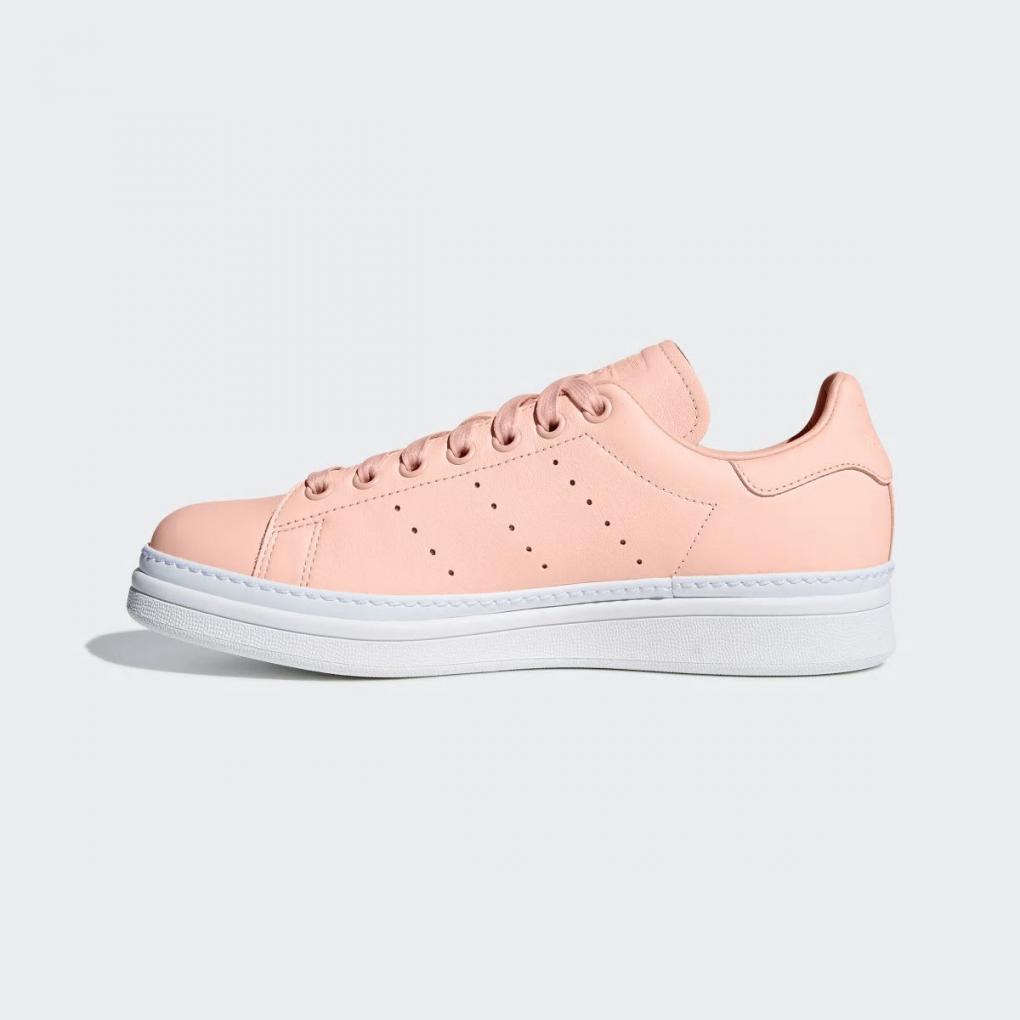 Adidas Originals   Femme Stan Smith New Bold Orange – Ujene