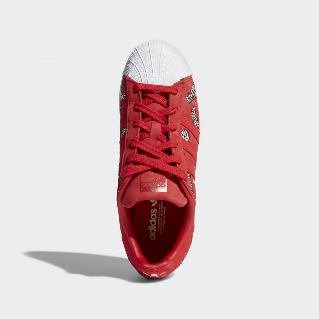 adidas superstar rouge ananas