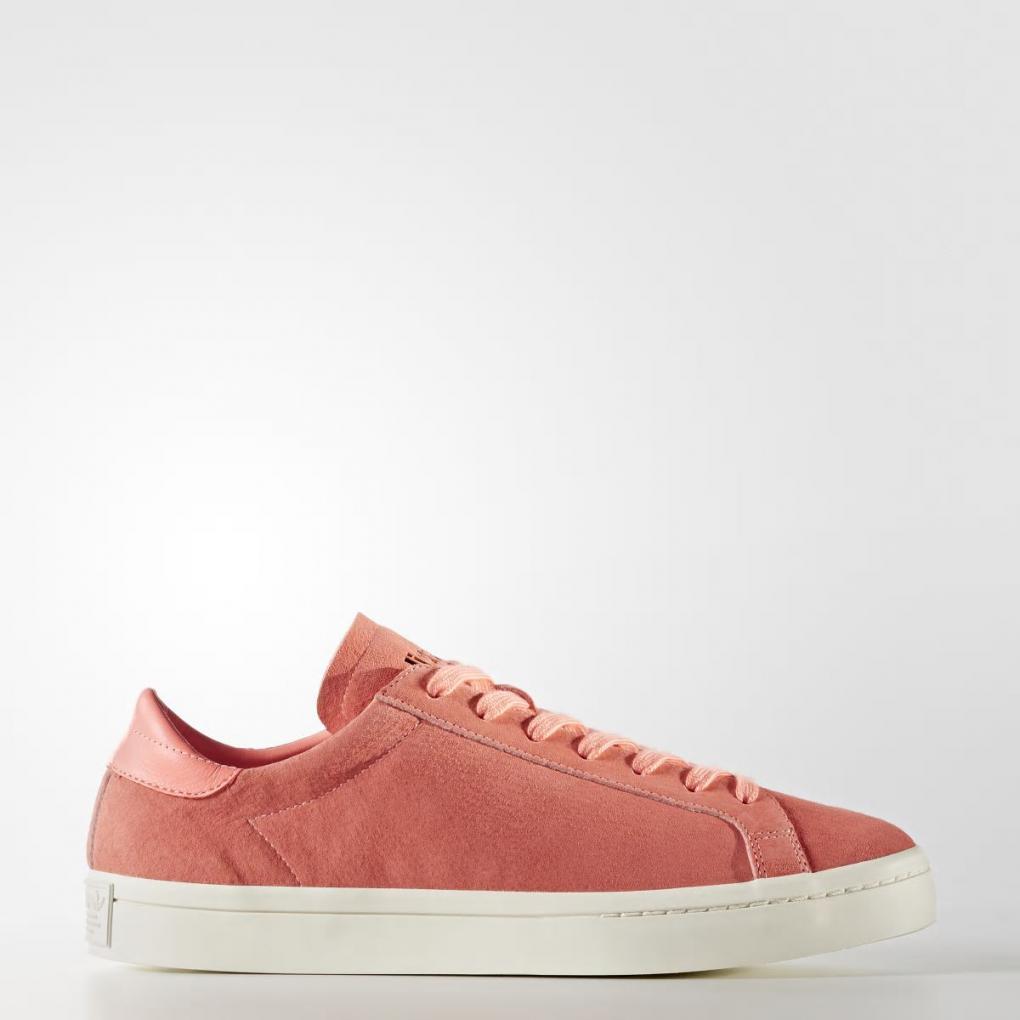 Adidas Originals | Homme Court Vantage Orange – Ujene