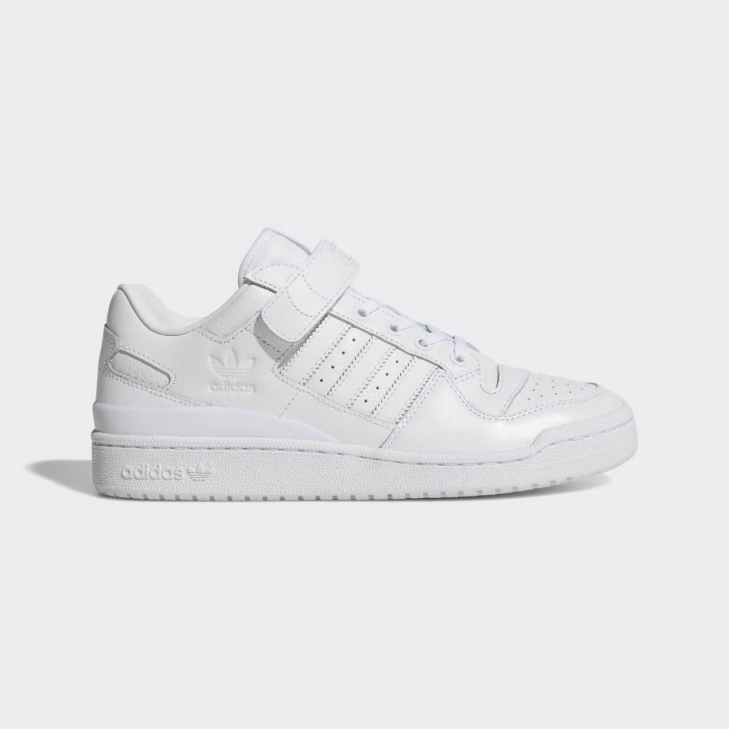 Adidas Originals | Homme Forum Low Blanc – Ujene