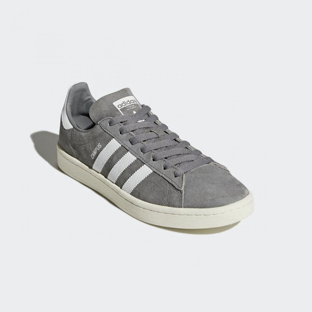 adidas campus homme gris clair