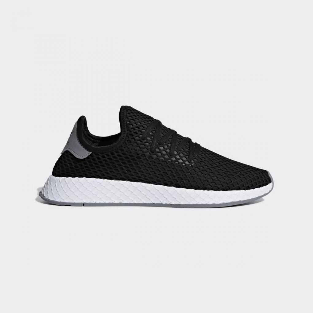 Adidas Originals   Homme/Femme Deerupt Runner Noir – Ujene