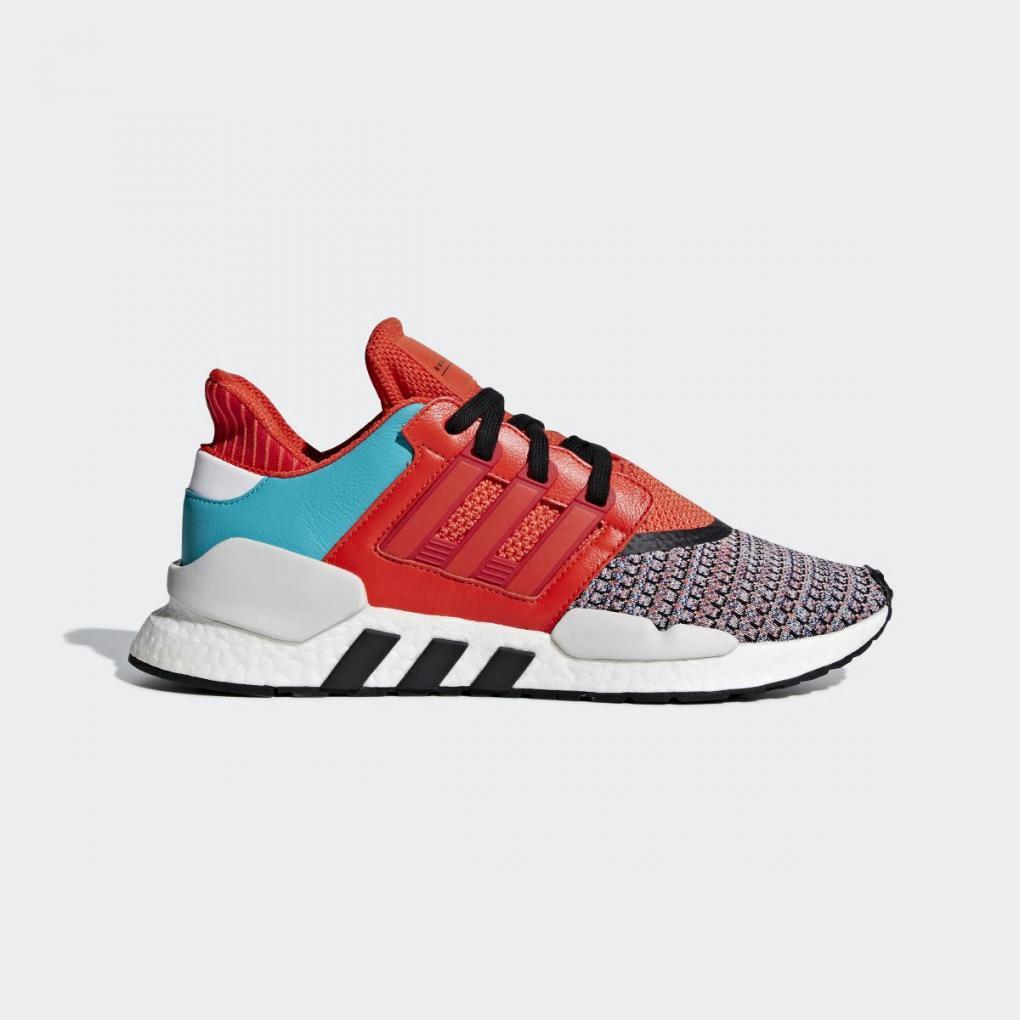 Adidas Originals | HommeFemme EQT Support 9118 Orange – Ujene