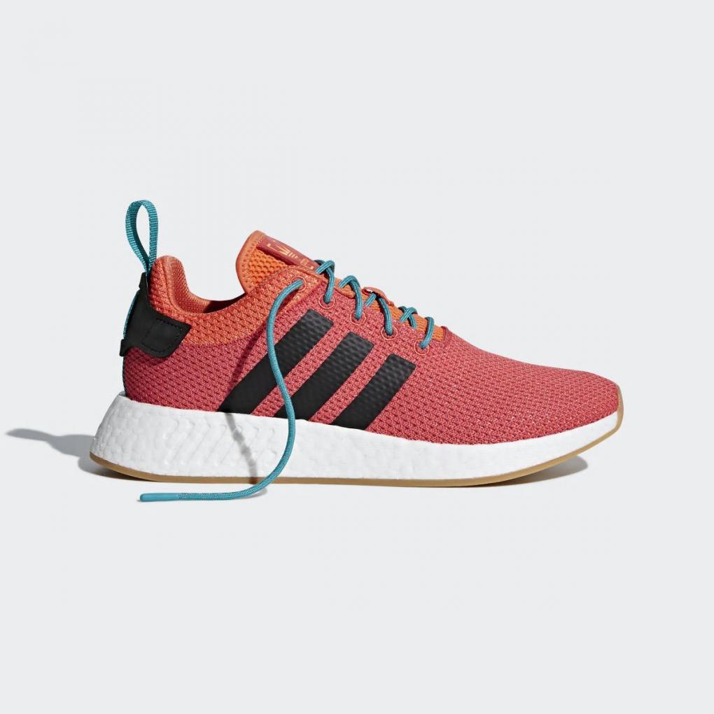 Adidas Originals   HommeFemme NMD_R2 Summer Orange – Ujene