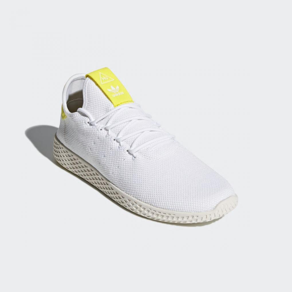 Adidas Originals | HommeFemme Pharrell Williams Tennis Hu Blanc – Ujene