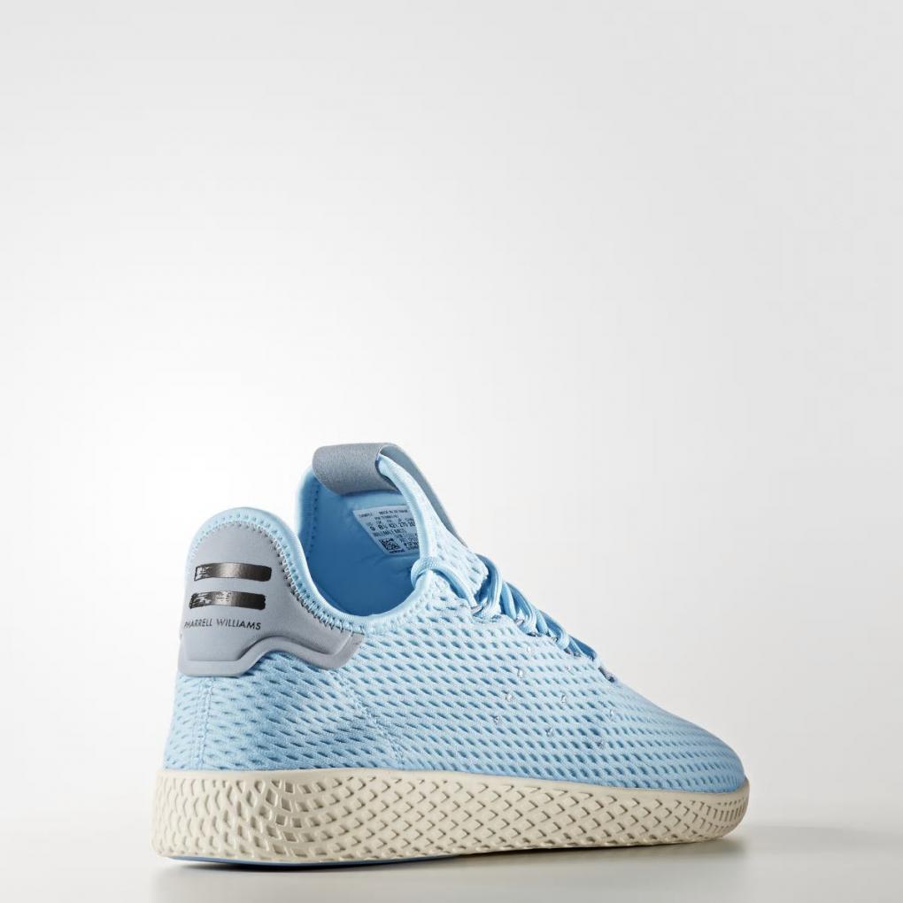 Adidas Originals | HommeFemme Pharrell Williams Tennis Hu Turquoise – Ujene