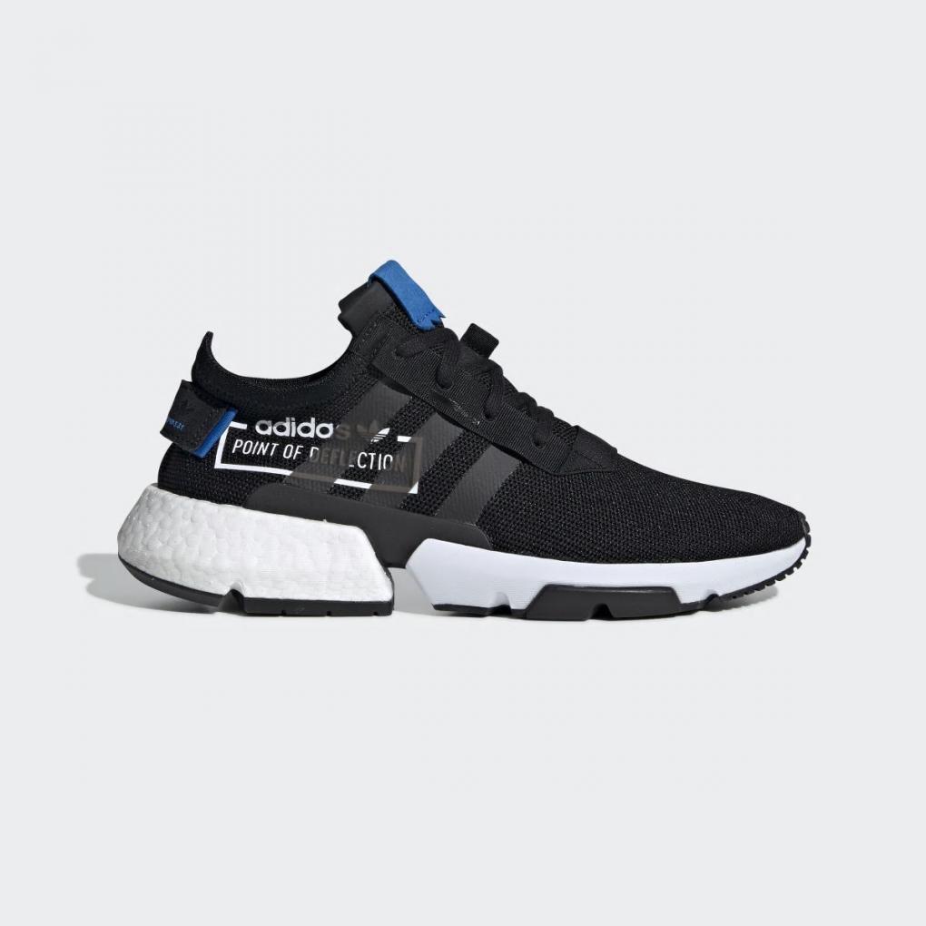 more photos 15a4f b82c0 Adidas Originals   Homme Femme POD-S3.1 Shoes Noir