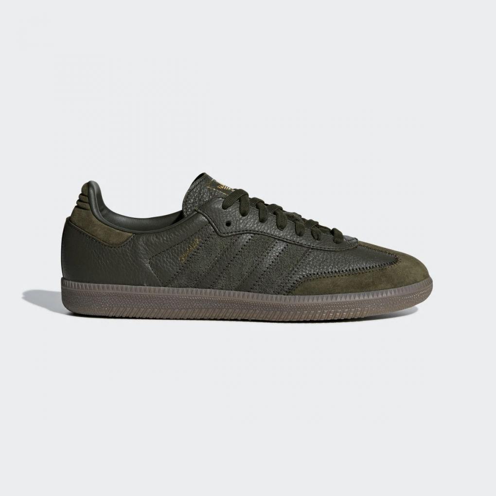 Adidas Originals | Homme/Femme Samba OG FT Vert – Ujene