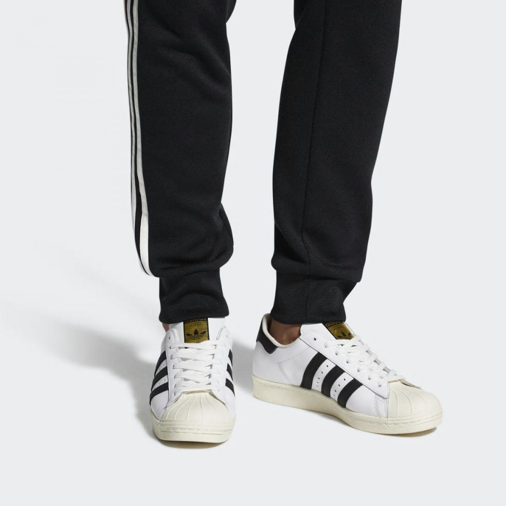 Adidas Originals HommeFemme Superstar 80s Blanc - Ujene  HommeFemme Superstar 80s Blanc – Ujene
