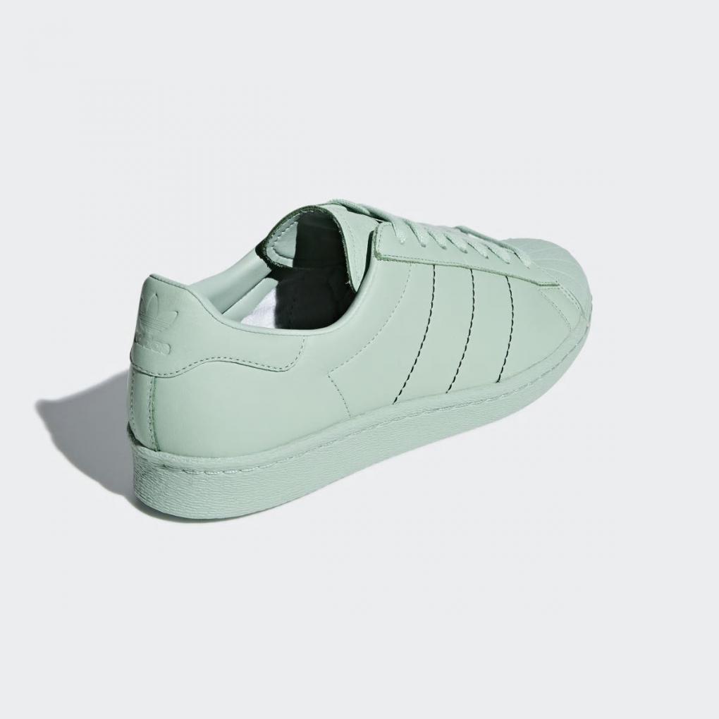 Adidas Originals | HommeFemme Superstar 80s Vert – Ujene