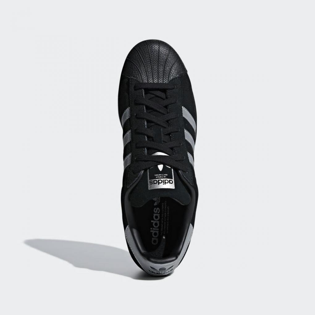 Adidas Originals | HommeFemme Superstar Noir – Ujene
