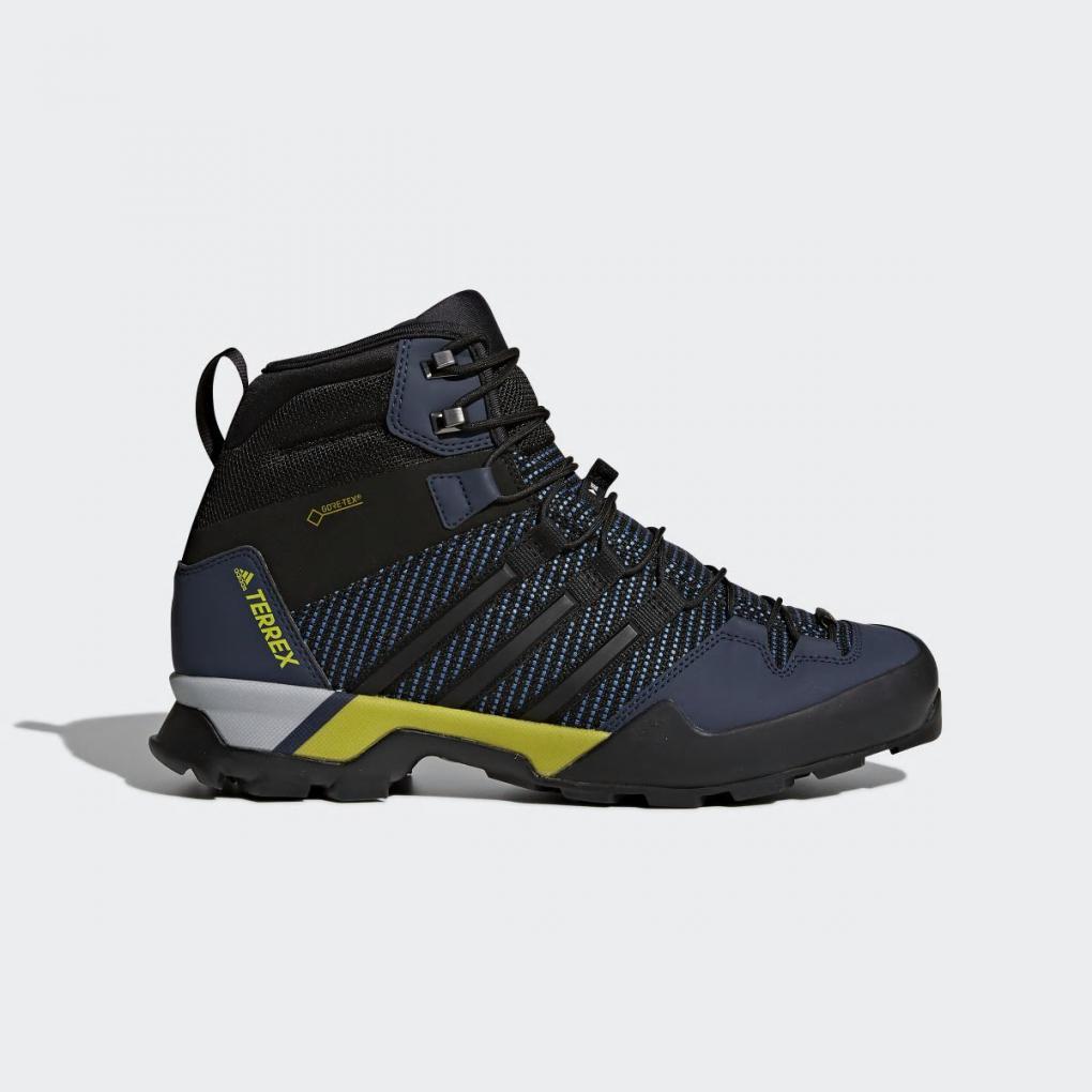 Adidas Outdoor   Homme montante Terrex Scope GTX Bleu – Ujene