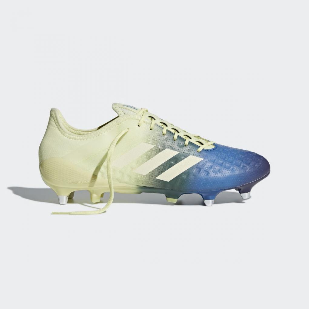 Adidas Rugby | Homme Predator Malice Control SG Jaune – Ujene