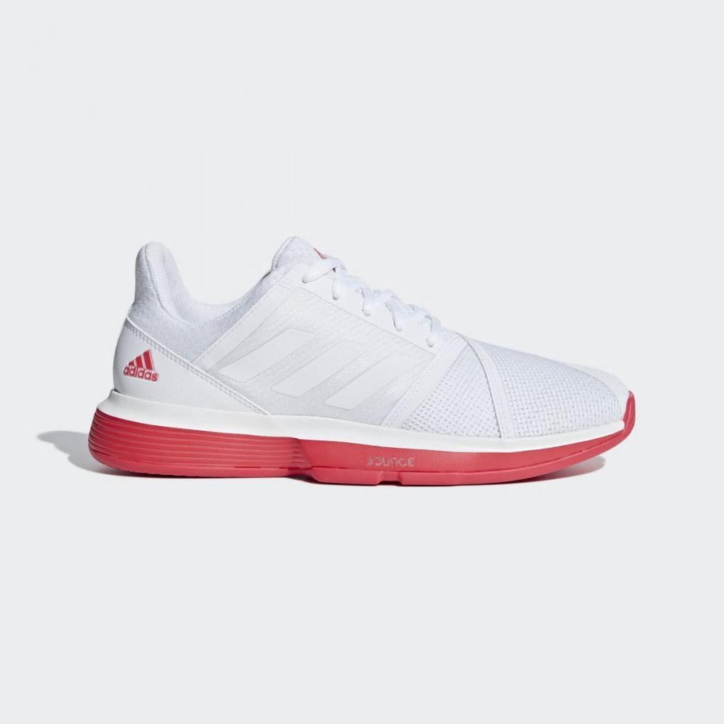 tennis adidas blanche homme