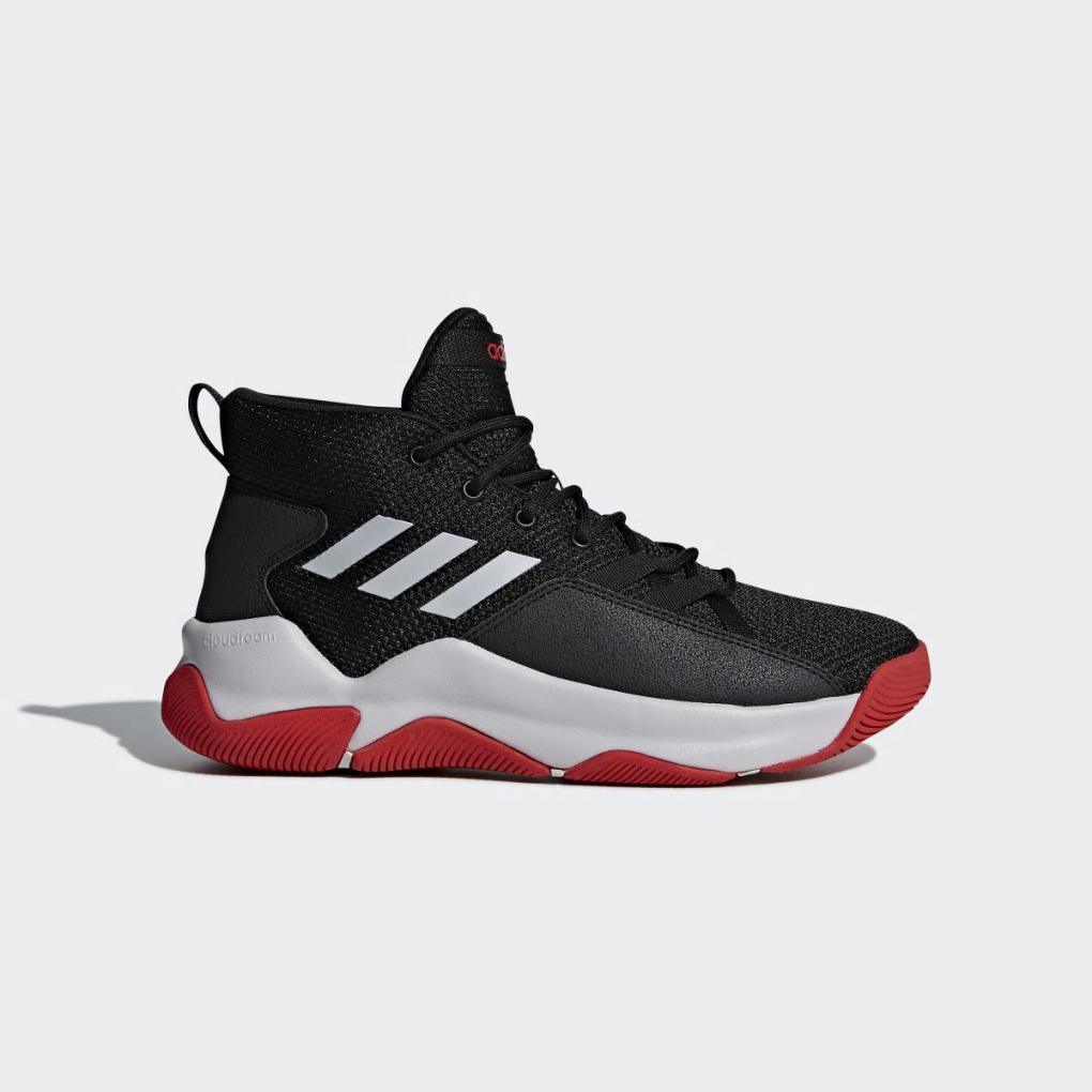 adidas Streetfire, Chaussures de Basketball Homme